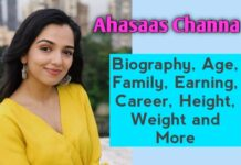 Ahsaas Channa in Yellow Dress