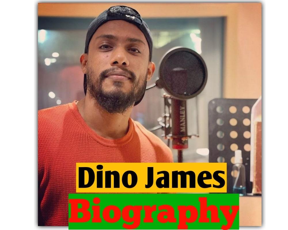 Dino James Biography