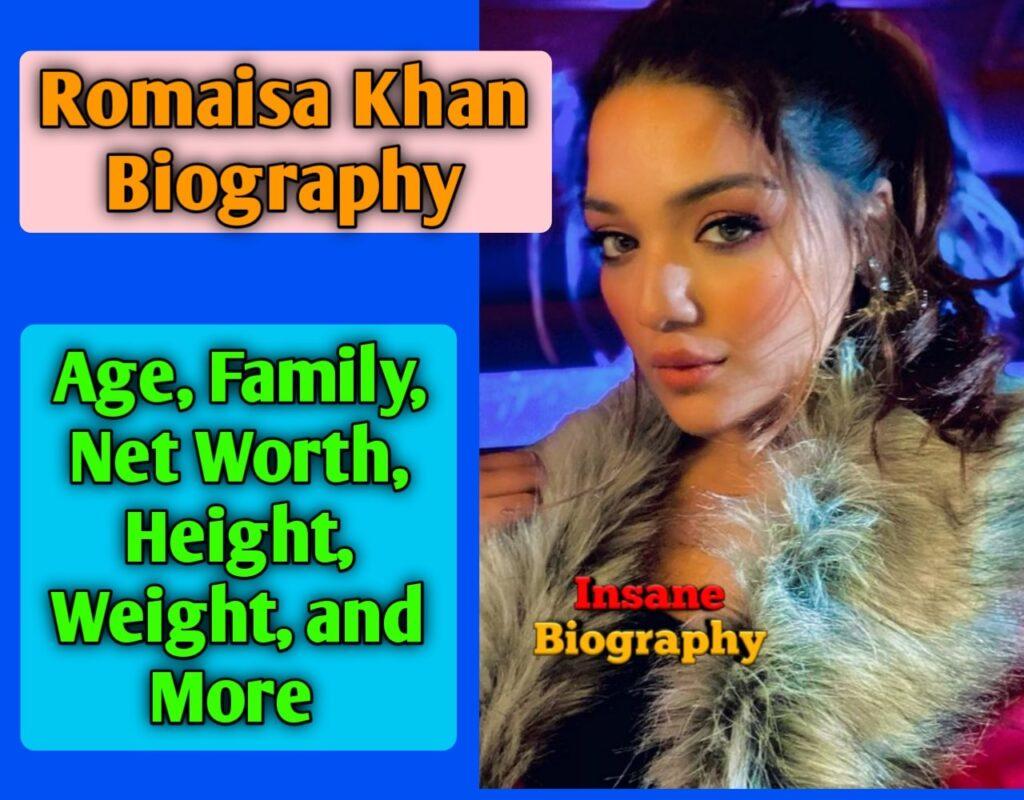 Romaisa Khan Wikipedia
