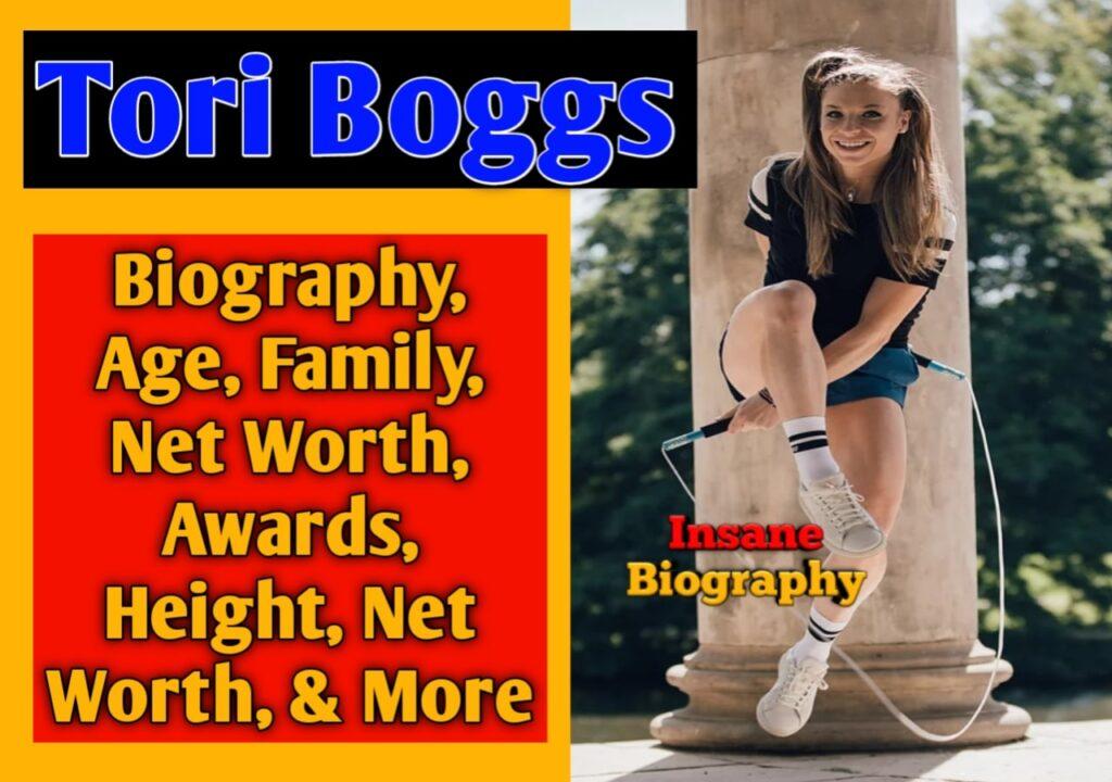 Tori Boggs Wikipedia