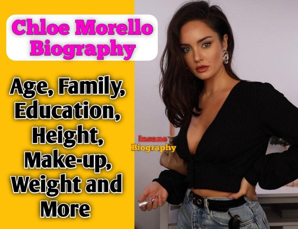 Chole Morello wiki