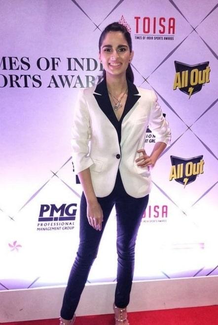 Aisha Ahmed in Awards Function