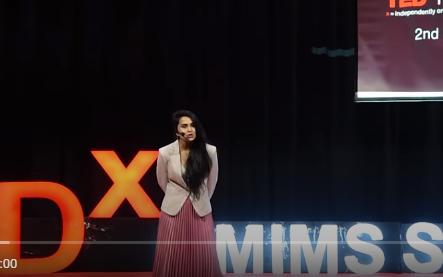 Anushka Sharma on TEDx talk