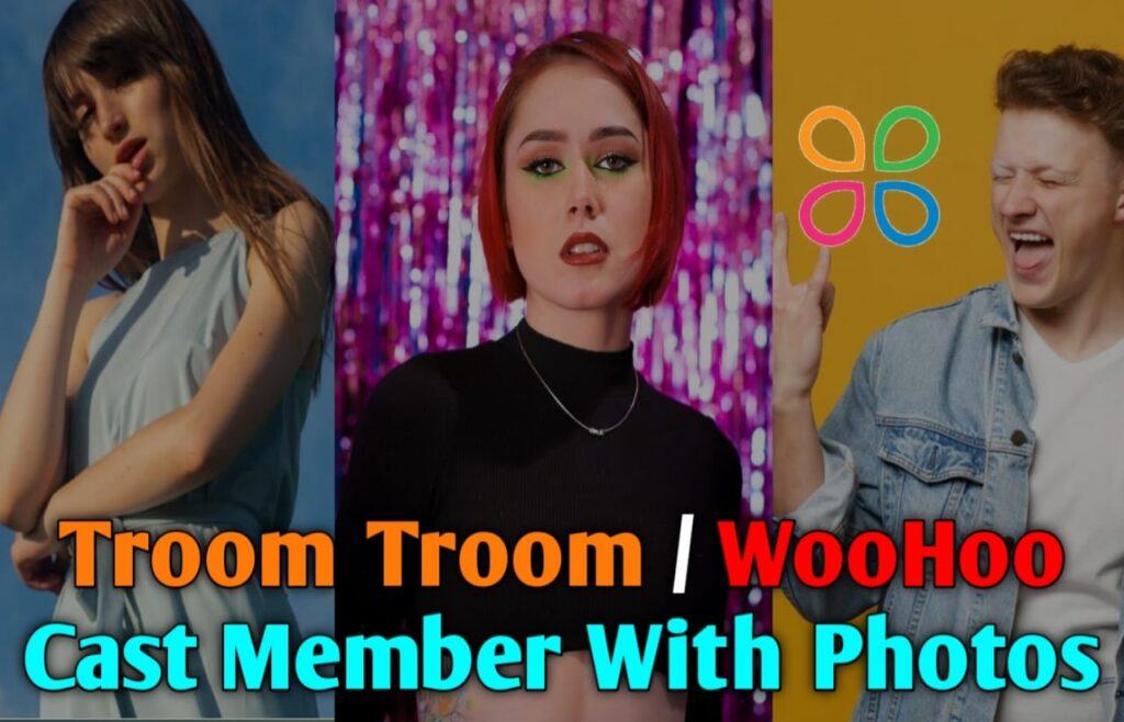 Woohoo YouTube Channel Cast