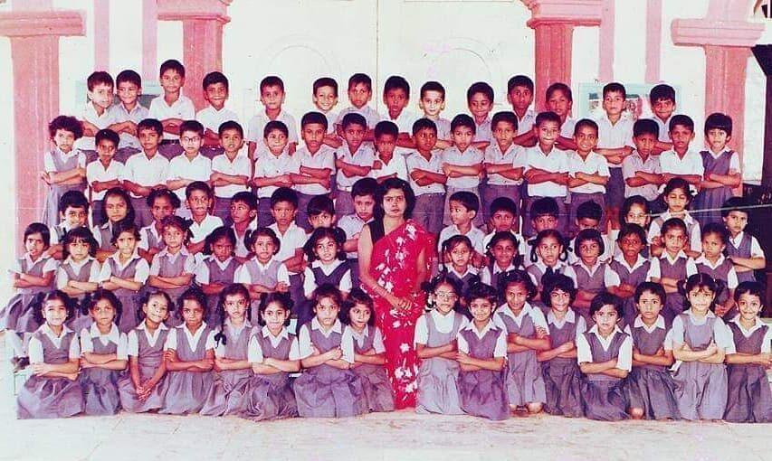 Daniel Fernandes Children Photo