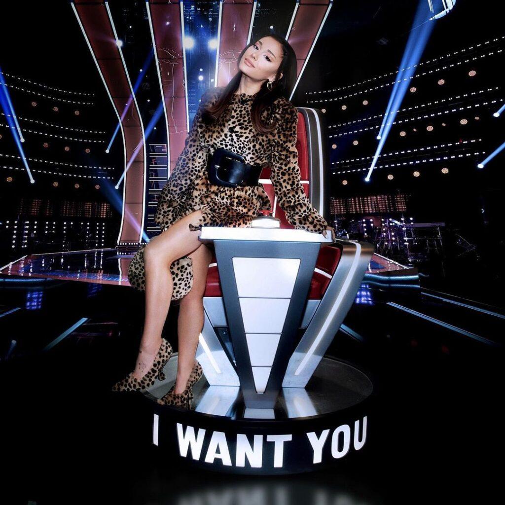 Ariana Gomez in Voice