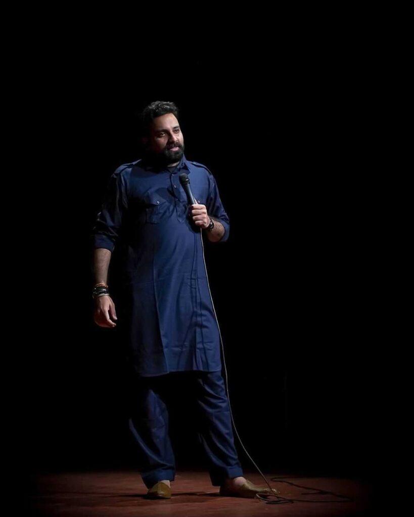 Anubhav Singh Bassi.