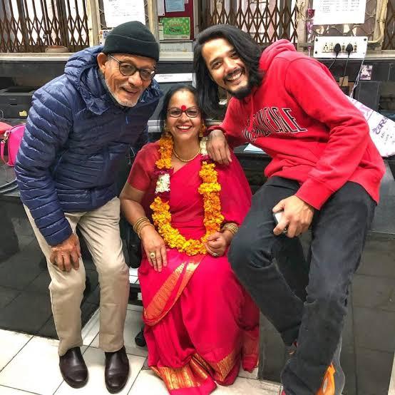 Rj Abhinav Family