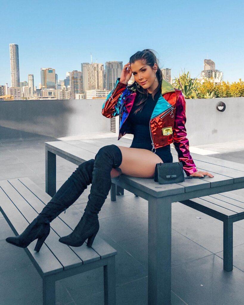 Katerina Williams in Sydney
