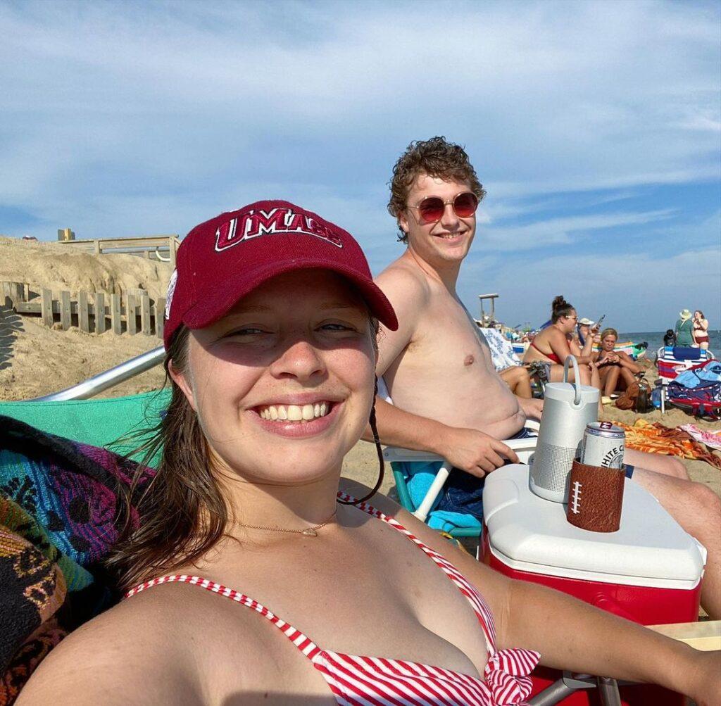 Mad Matthies On Beach