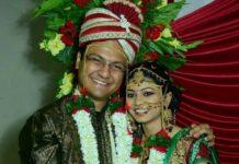 Sagar Shah Wife