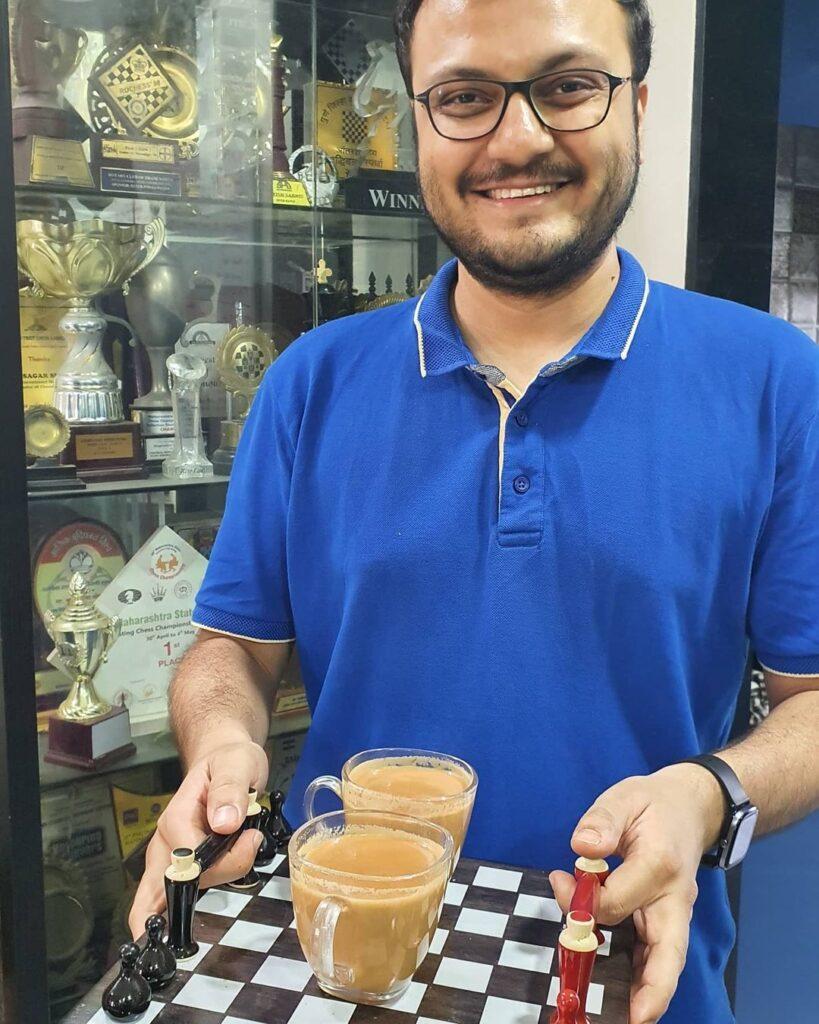 Sagar Shah Chess
