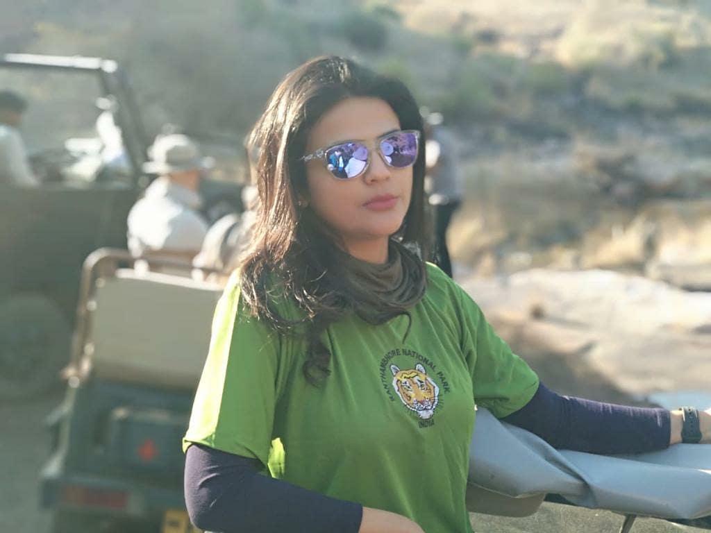 Sweta Singh Wildlife