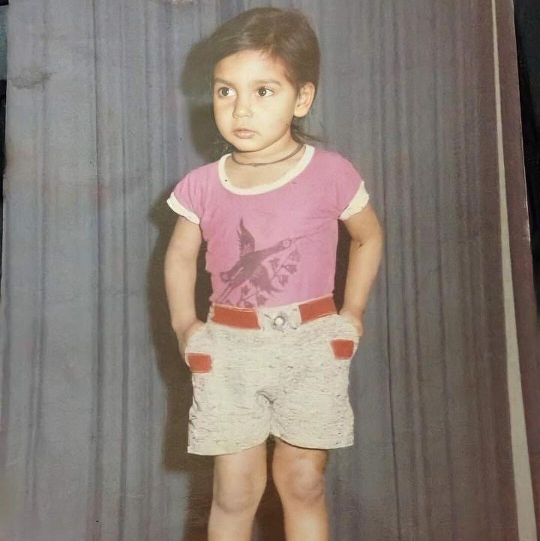 zakir khan children photo